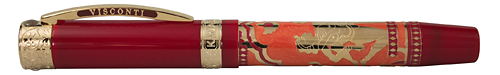 Visconti Limited Editions - Erotic Art - Year: 2015 (Reg: $3,750) - Kamasutra  - Edition: 388 Total Fountain Pens & Rollerballs  - Rollerball