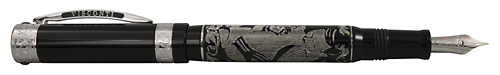 Visconti Limited Editions - Erotic Art - Year: 2015 (Reg: $3,750) - Casanova - Edition: 388 Total Fountain Pens & Rollerballs  - Fountain Pen