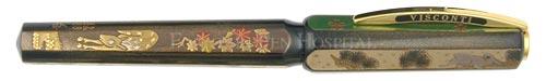 Visconti Limited Editions - Four Seasons - Year: 2004 - Maki-e - Edition: 188 Pens  - Fountain Pen