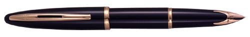 Black GT finish - Fountain Pen (18kt Nib) shown