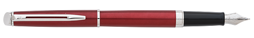 Comet Red finish - Fountain Pen  shown