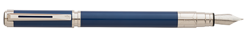 Blue Obsession finish - Fountain Pen shown