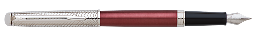 Lux Cuivre finish - Fountain Pen shown