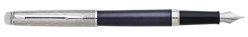 Lux Saphir   finish - Fountain Pen shown