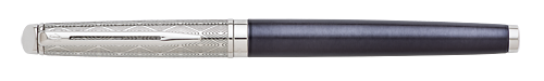 Lux Saphir  finish - Rollerball shown