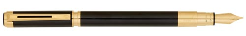 Black GT finish - Fountain Pen shown