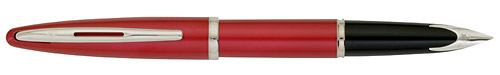 Red Glossy finish - Fountain Pen shown