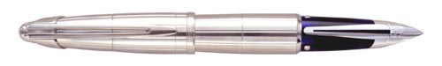 Waterman Limited Editions - Edson White Limited Edition - Year: 2003 - Sterling Silver - Edition: 4000 Pens - Fountain Pen