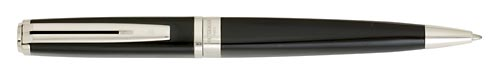 Black & Silver finish - Ball Pen shown