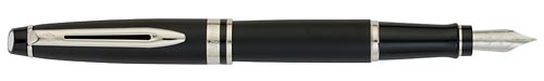 Black Matte finish - Fountain Pen shown