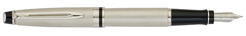 Stainless Steel CT finish - Fountain Pen shown
